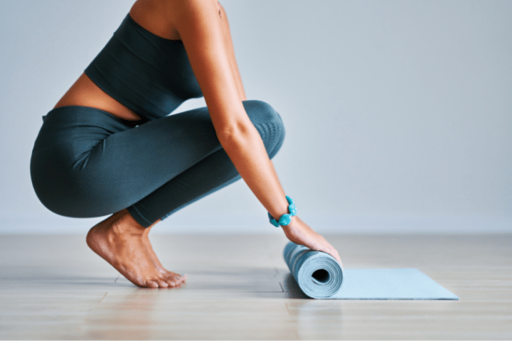 Can You Use HTV On A Yoga Mat