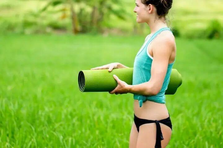 Do Yoga Mats Absorb Sound