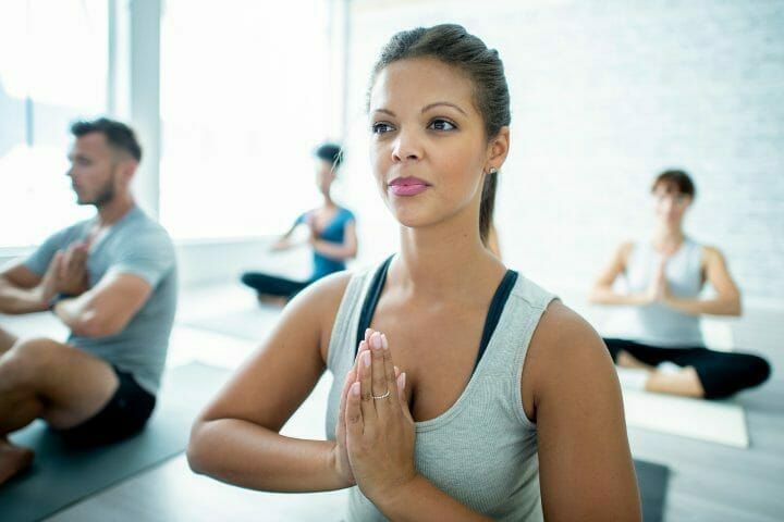 Can You Do Yoga With Mono