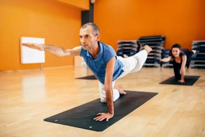 How Many Calories Does P90x Yoga Burn?