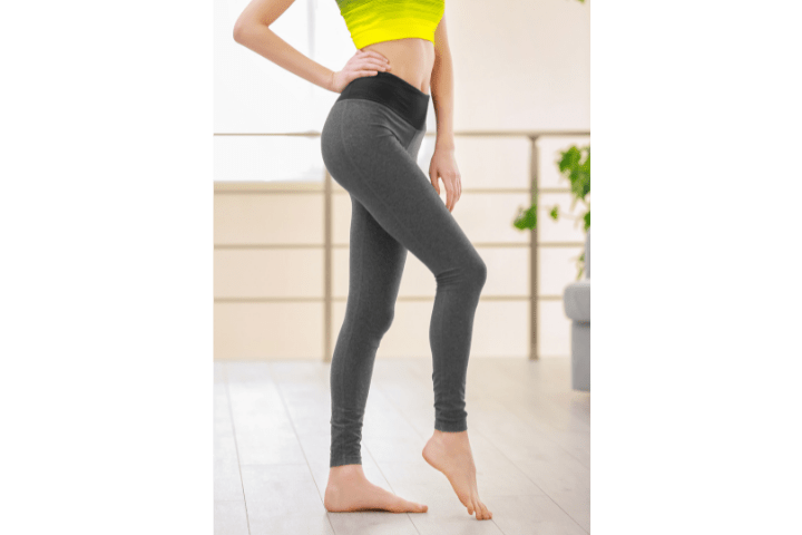 What To Wear With Grey Yoga Pants