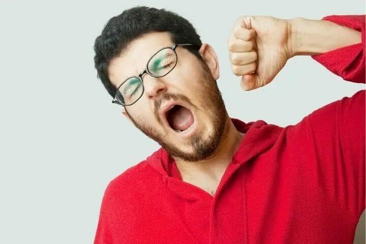 Why Do I Yawn During Yoga